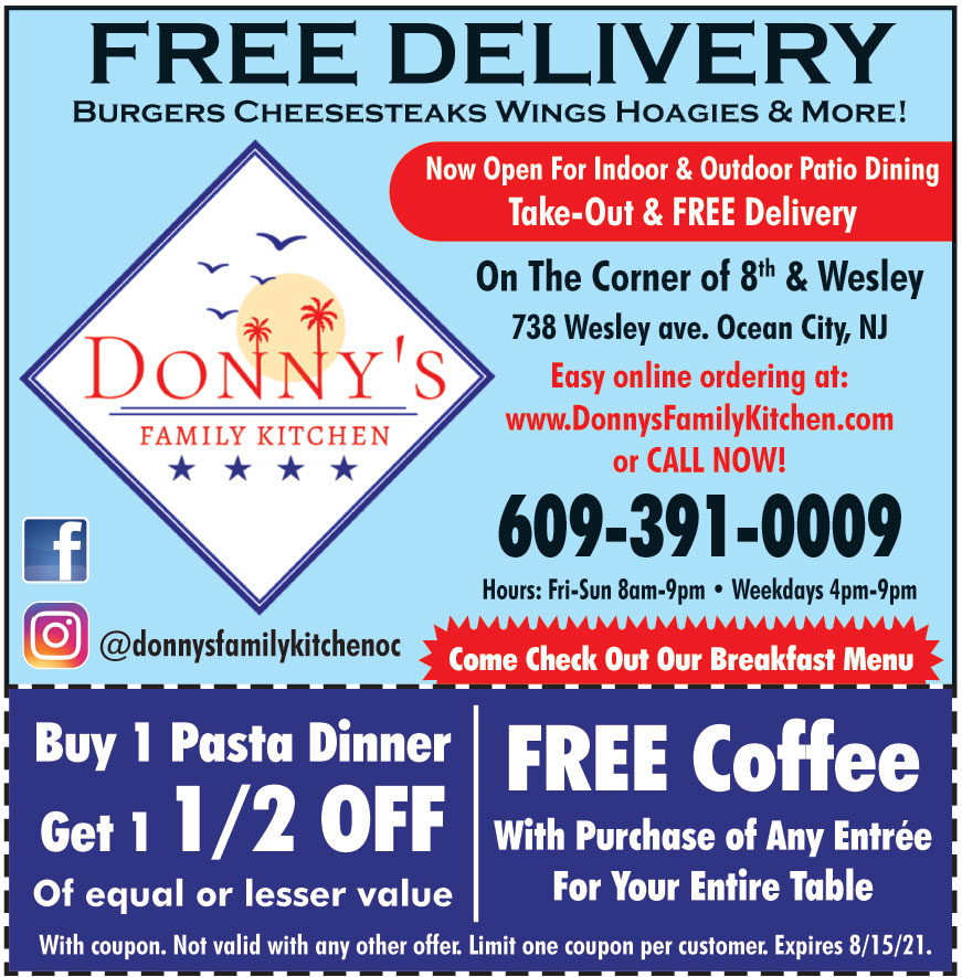 DONNYS FAMILY KITCHEN