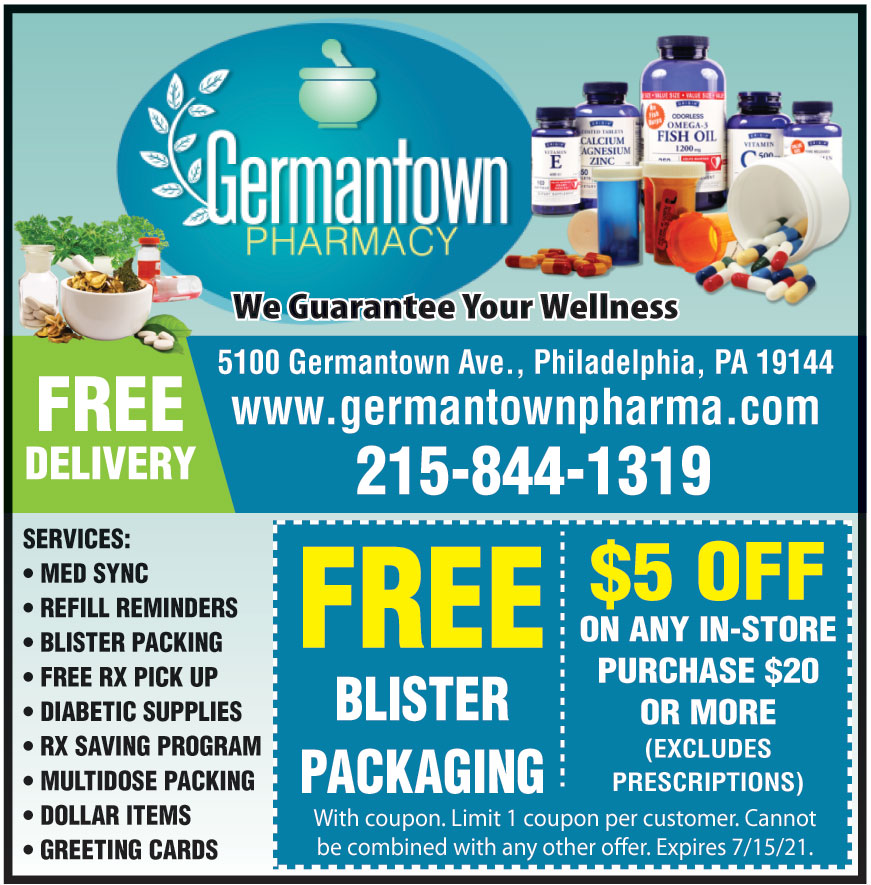 GERMANTOWN PHARMACY INC