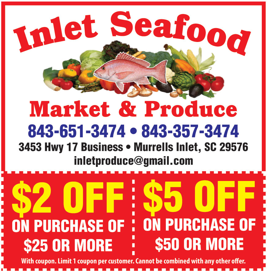 INLET SEAFOOD MARKET