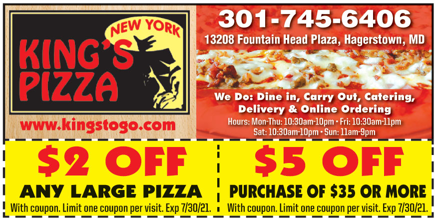 KINGS NEW YORK PIZZA