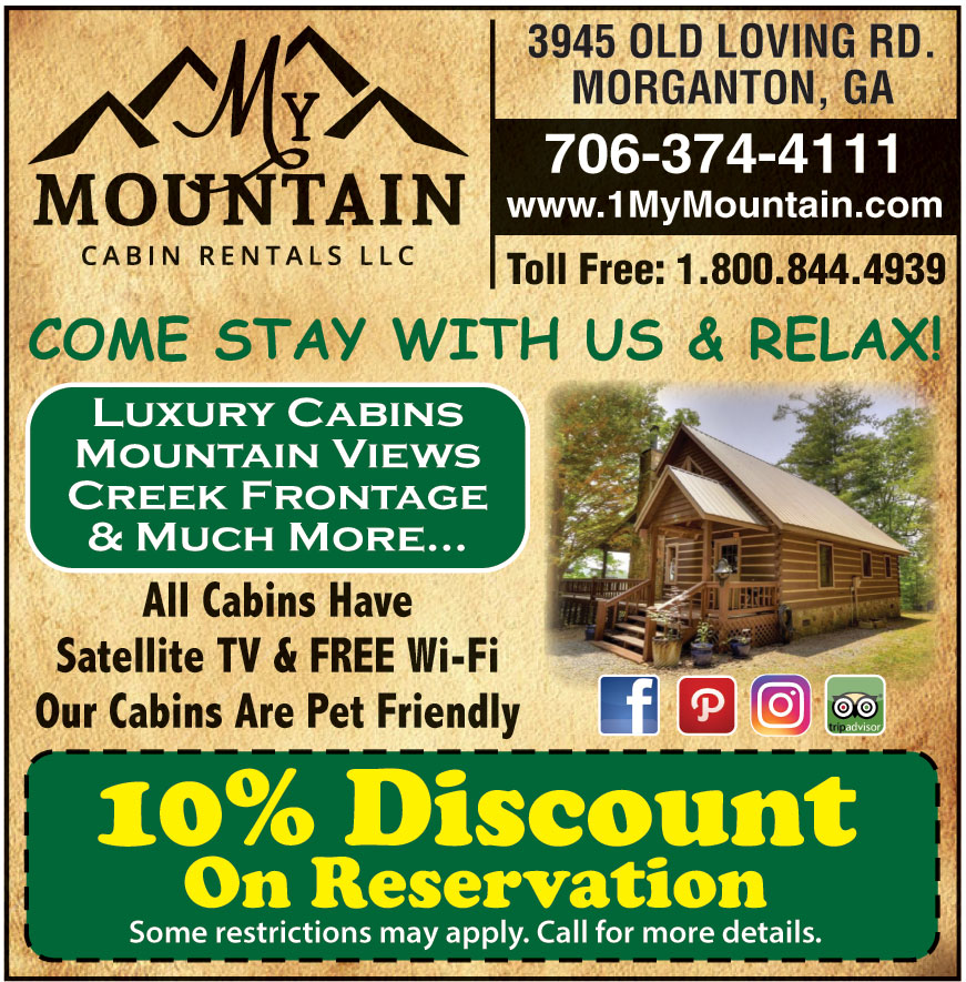 MY MOUNTAIN CABIN RENTALS