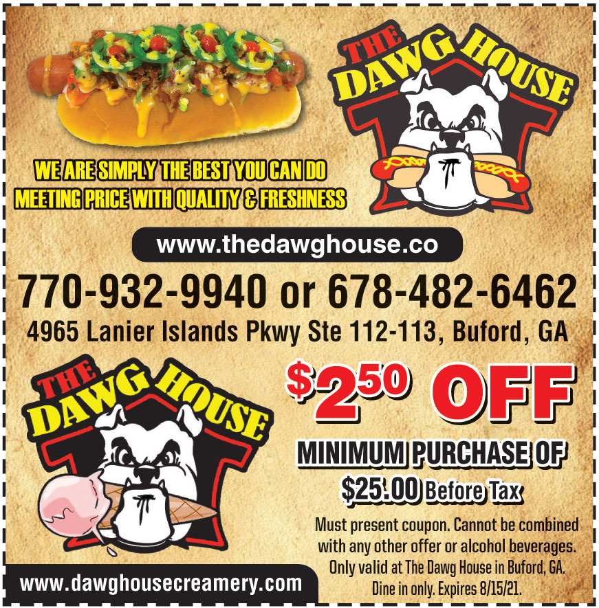 THE DAWG HOUSE BURGERS