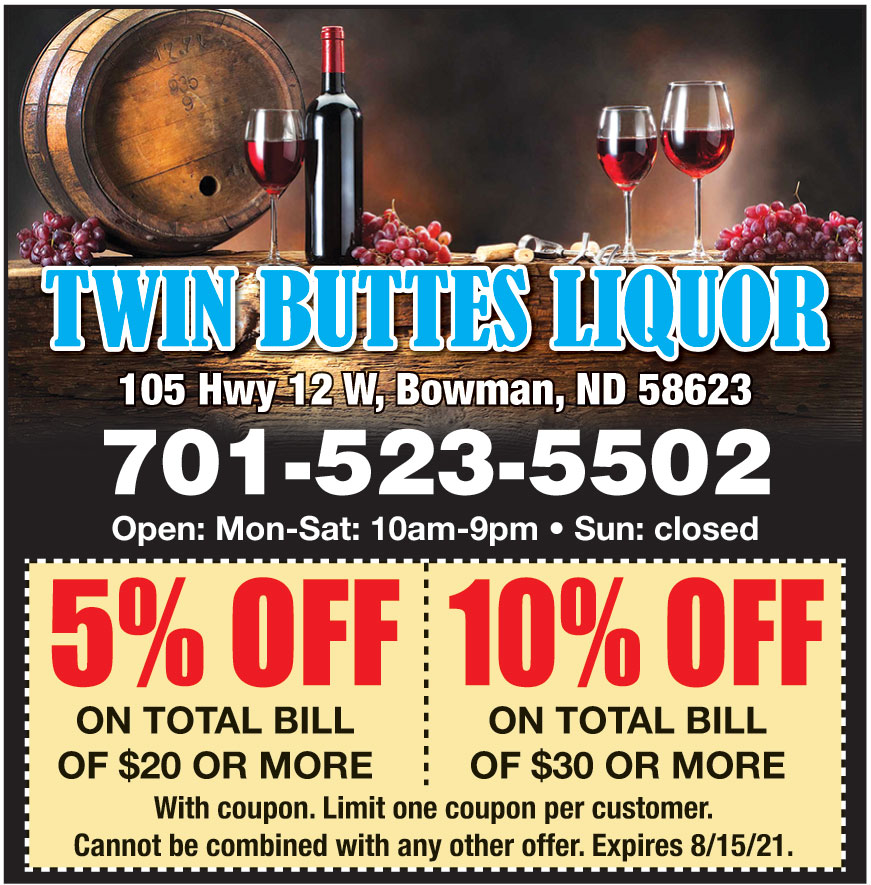 TWIN BUTTES LIQUOR