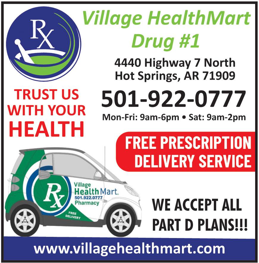VILLAGE HEALTH MART