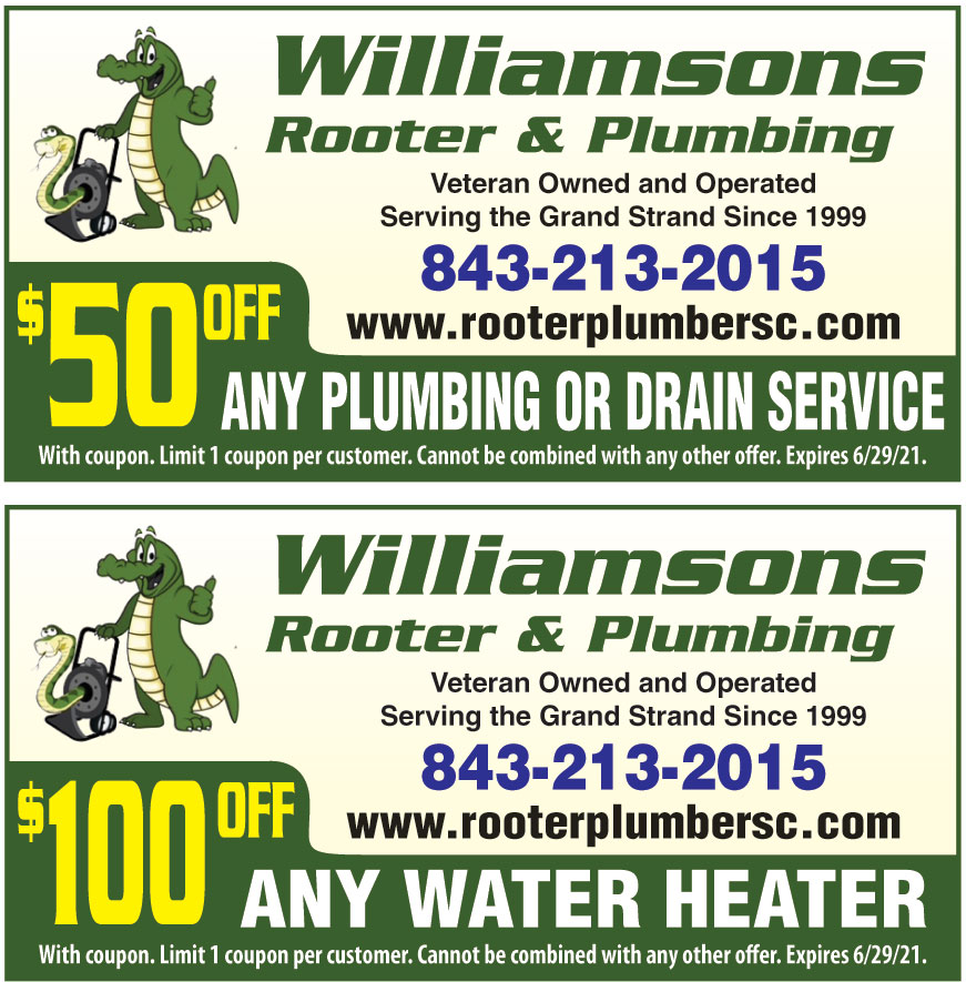 WILLAMSONS ROOTER