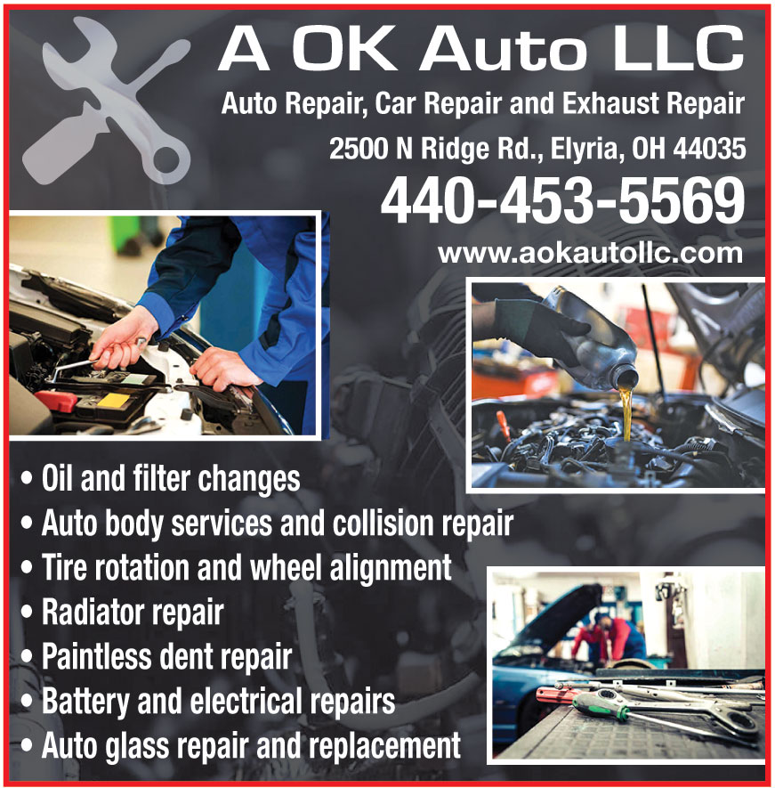 A OK AUTO AND MUFFLER LLC
