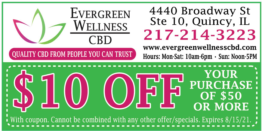 EVERGREEN WELLNESS