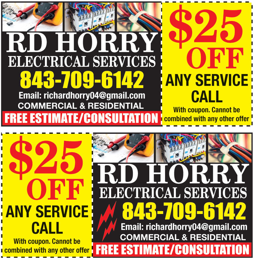 RD HORRY ELECTRICAL SERVI