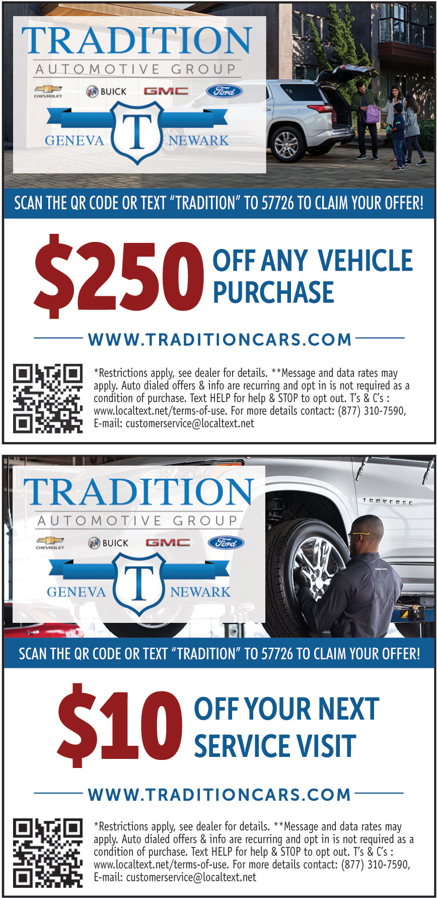 TRADITION AUTOMOTIVE