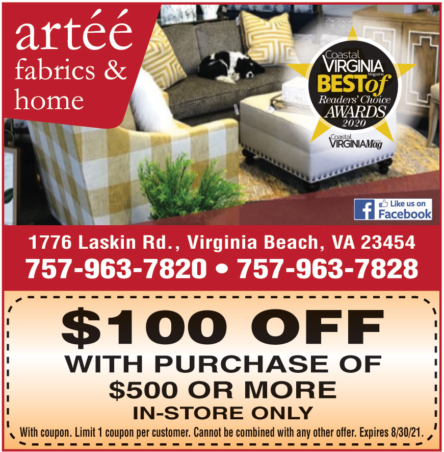 ARTEE FABRICS AND HOME