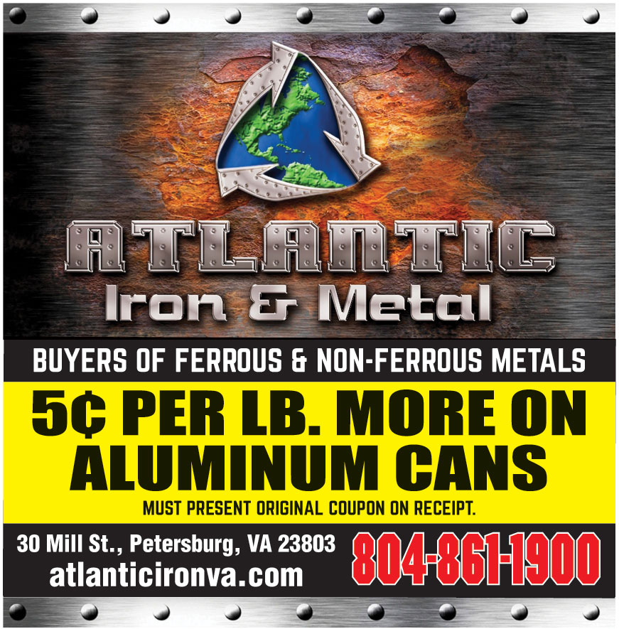 ATLANTIC IRON AND METAL