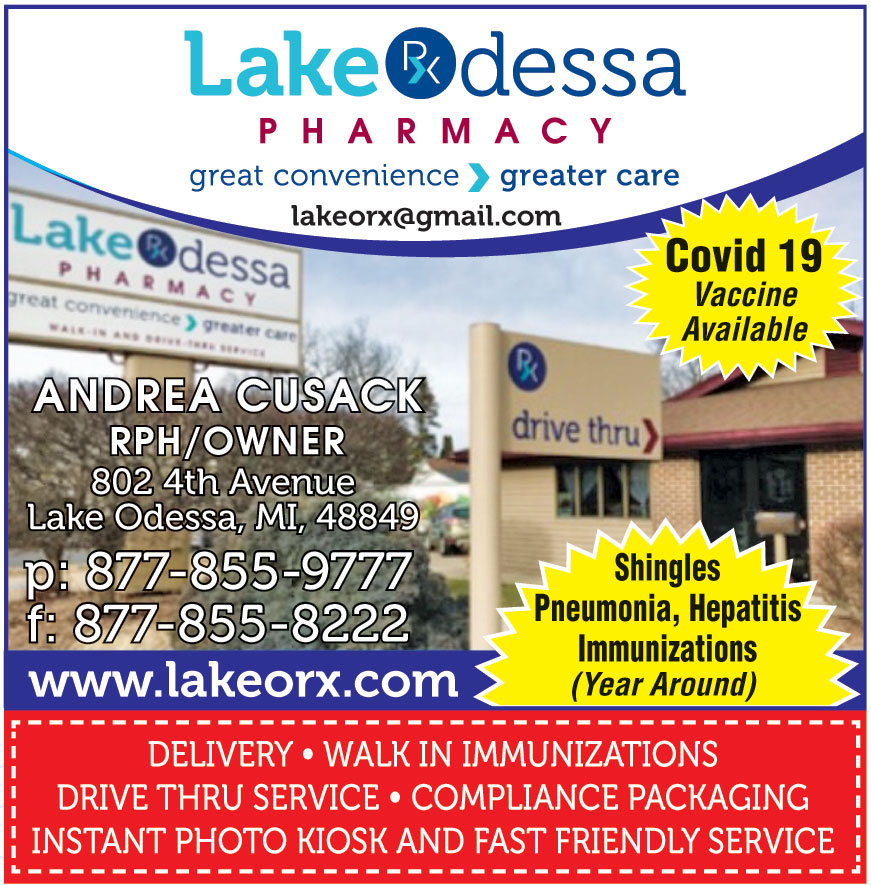 LAKE ODESSA PHARMACY