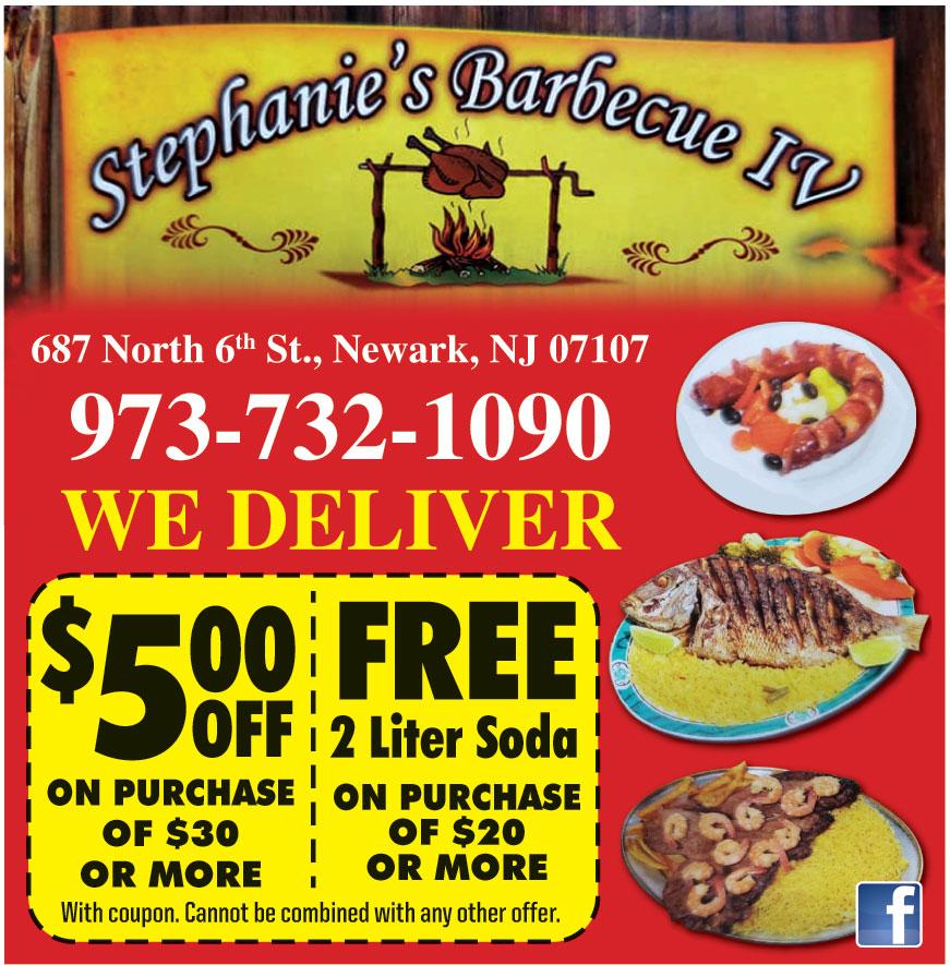 STEPHANIES BBQ IV