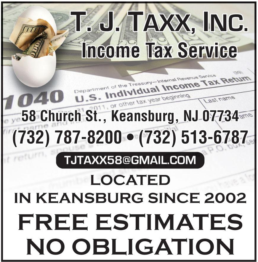 T J TAXX INC