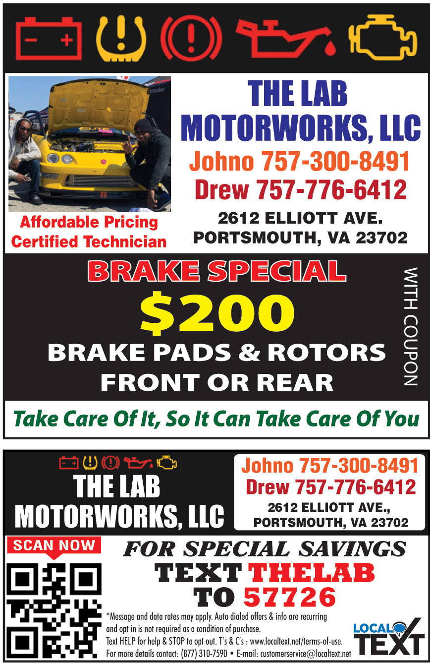 THE LAB MOTORWORKS LLC