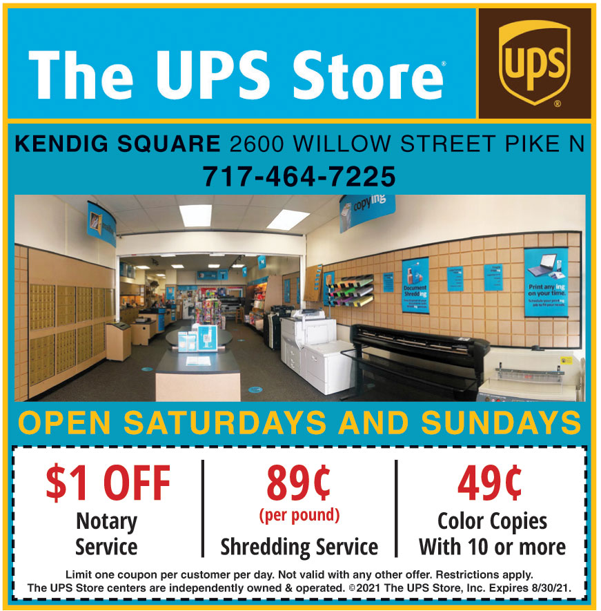 THE UPS STORE 2450