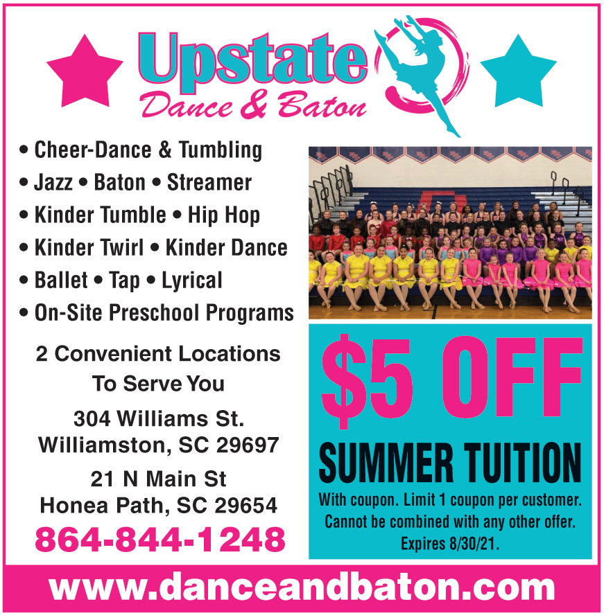 UPSTATE DANCE AND BATON