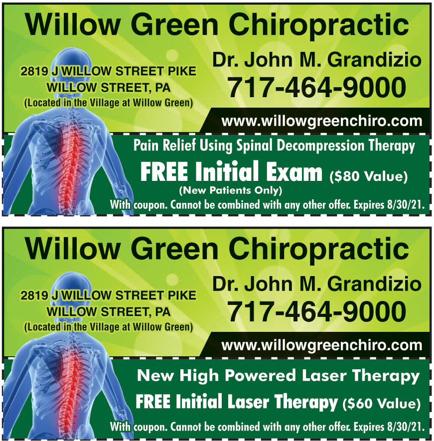 WILLOW GREEN CHIROPRACTIC