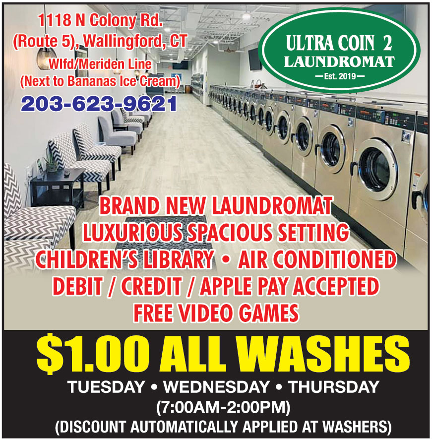 ULTRA COIN LAUNDROMAT