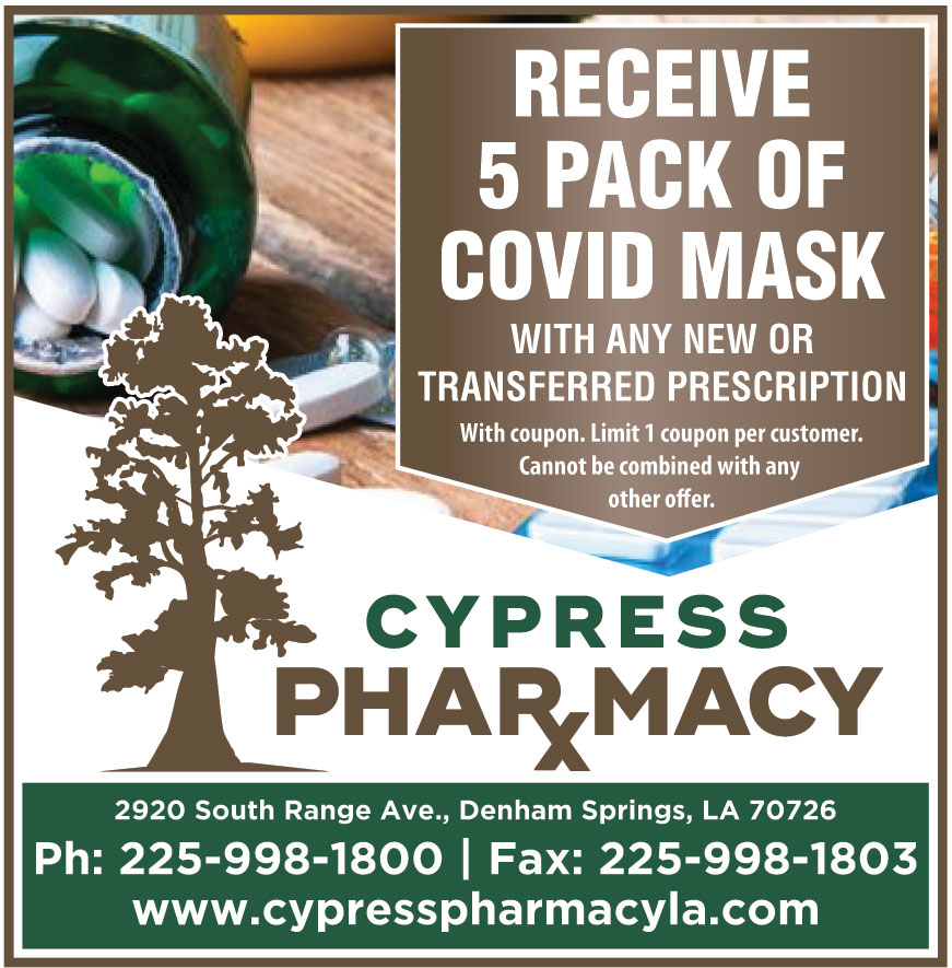 CYPRESS PHARMACY