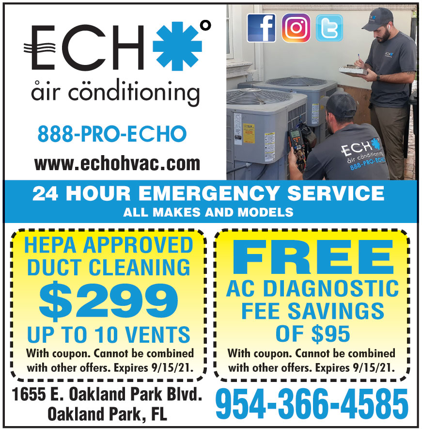ECHO AIR CONDITIONING