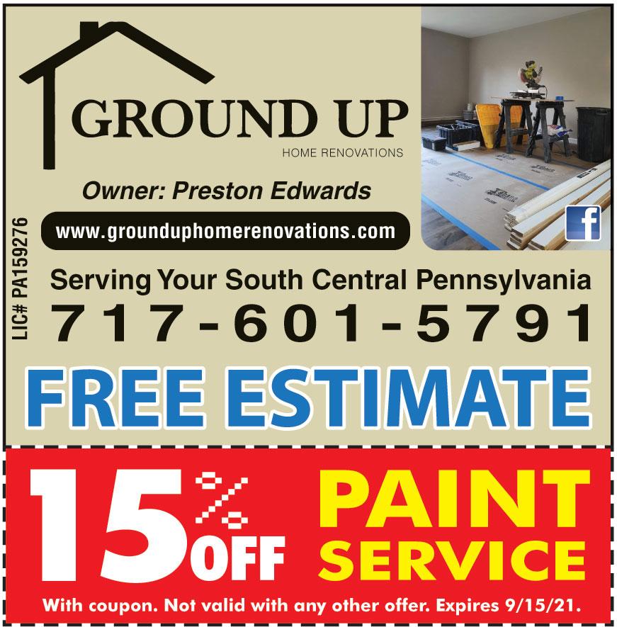 GROUND UP HOME