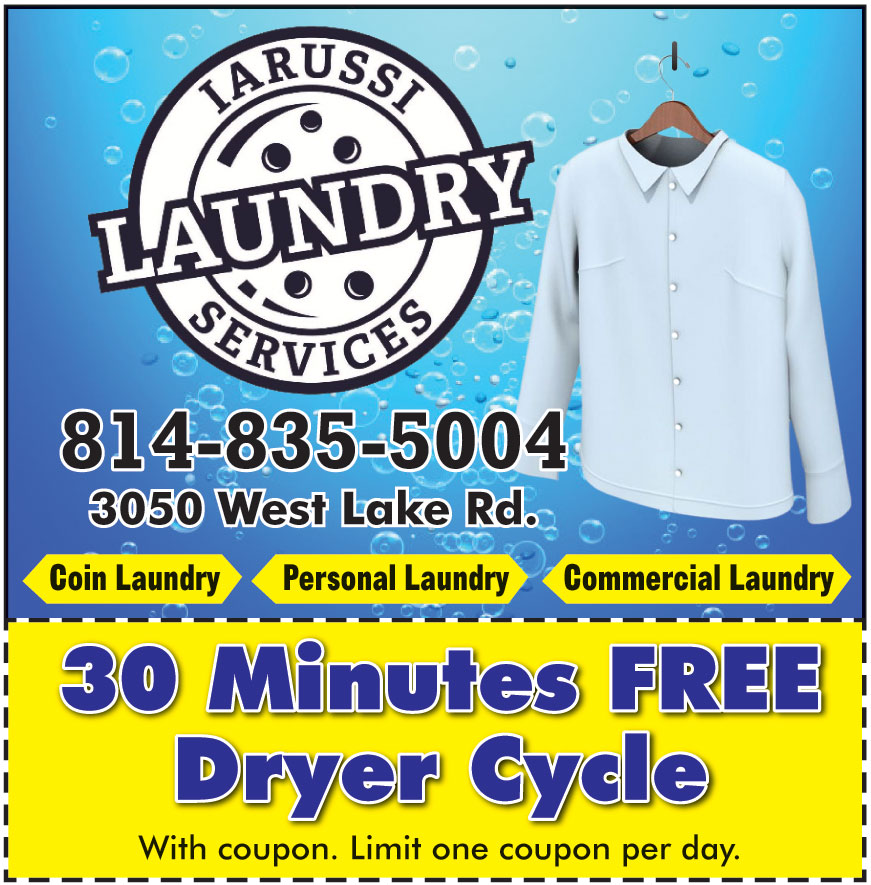 IARUSSI LAUNDRY SERVICES