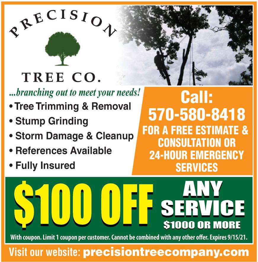 PRECISION TREE COMPANY
