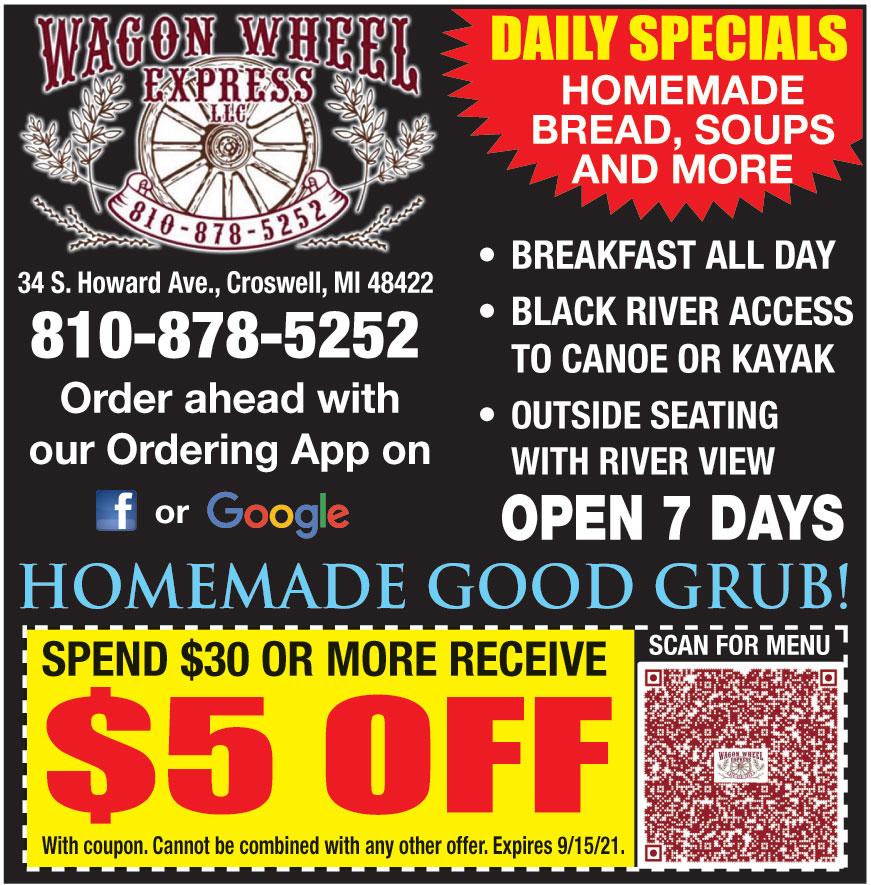 WAGON WHEEL EXPRESS LLC