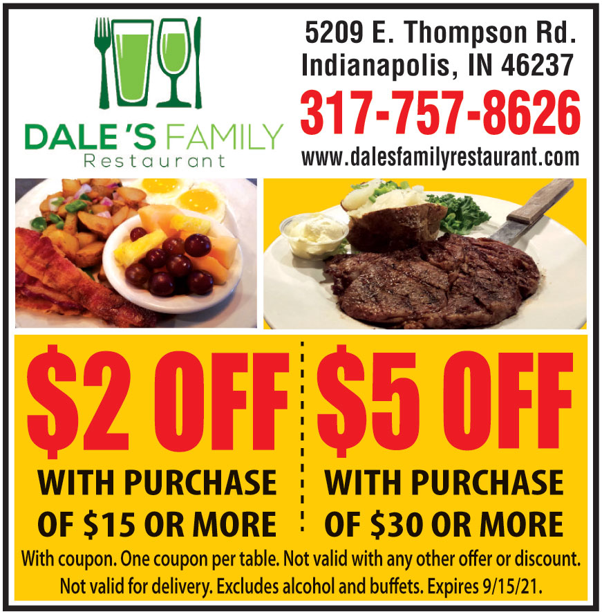 DALES FAMILY RESTAURANT