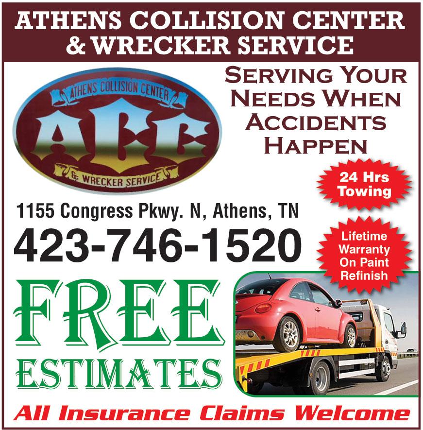ATHENS COLLISION