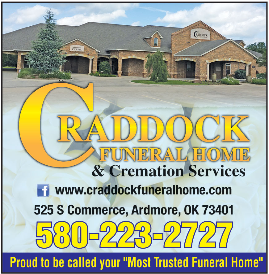 CRADDOCK FUNERAL HOME