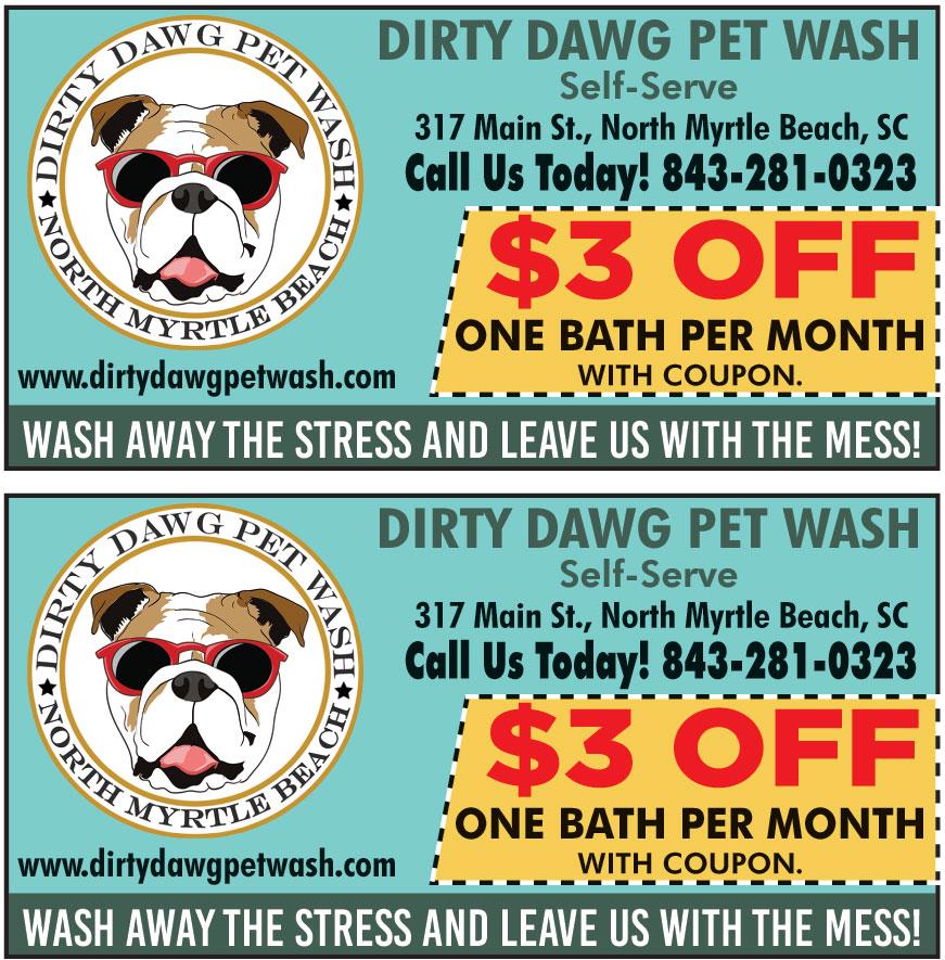 DIRTY DAWG PET WASH
