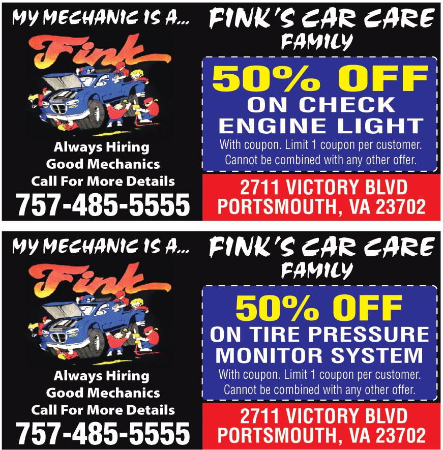 FINKS CAR CARE