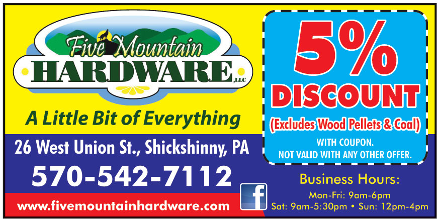 FIVE MOUNTAIN HARDWARE