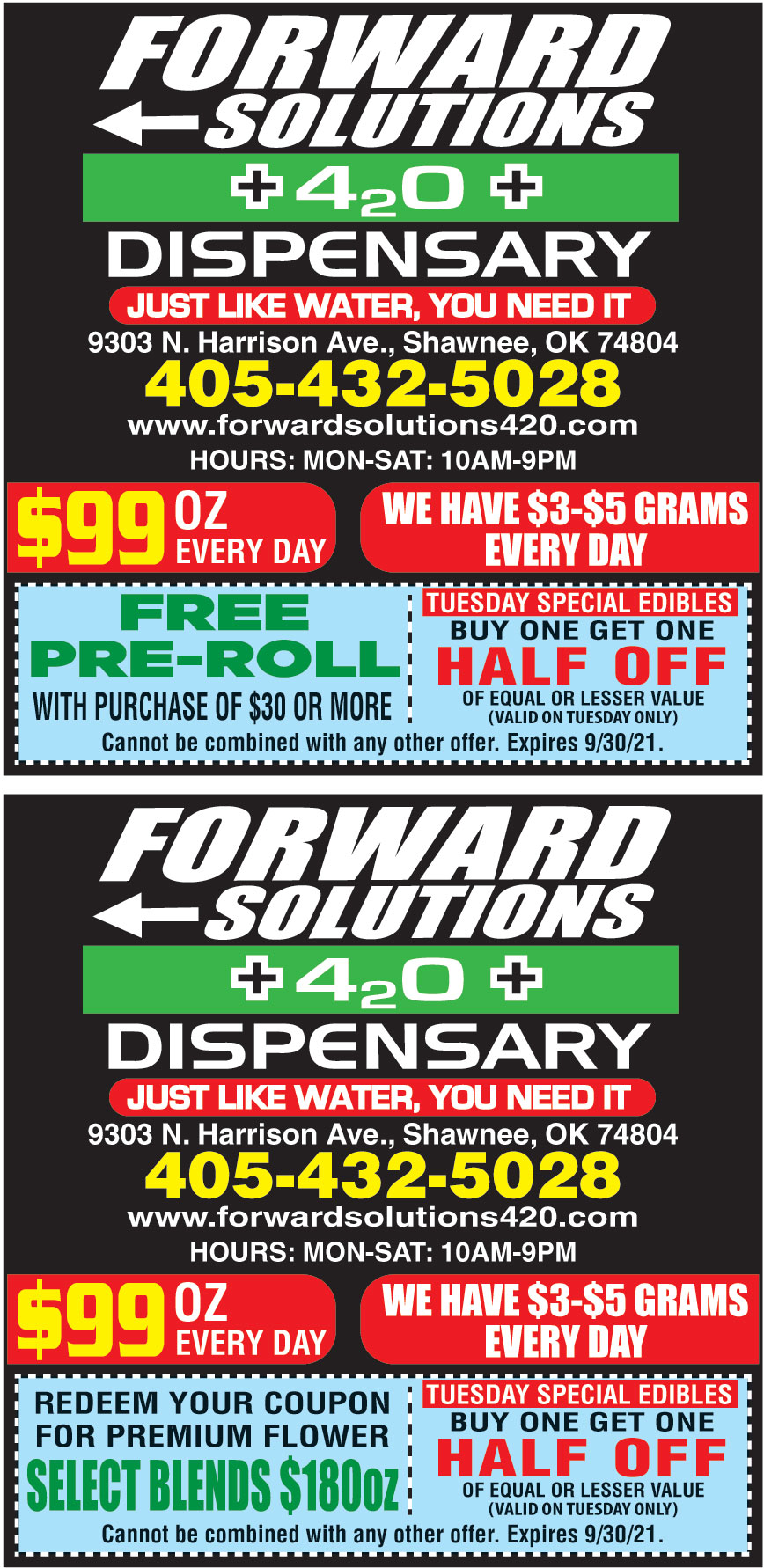 FORWARD SOLUTIONS 420