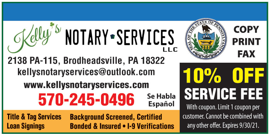 KELLYS NOTARY SERVICES
