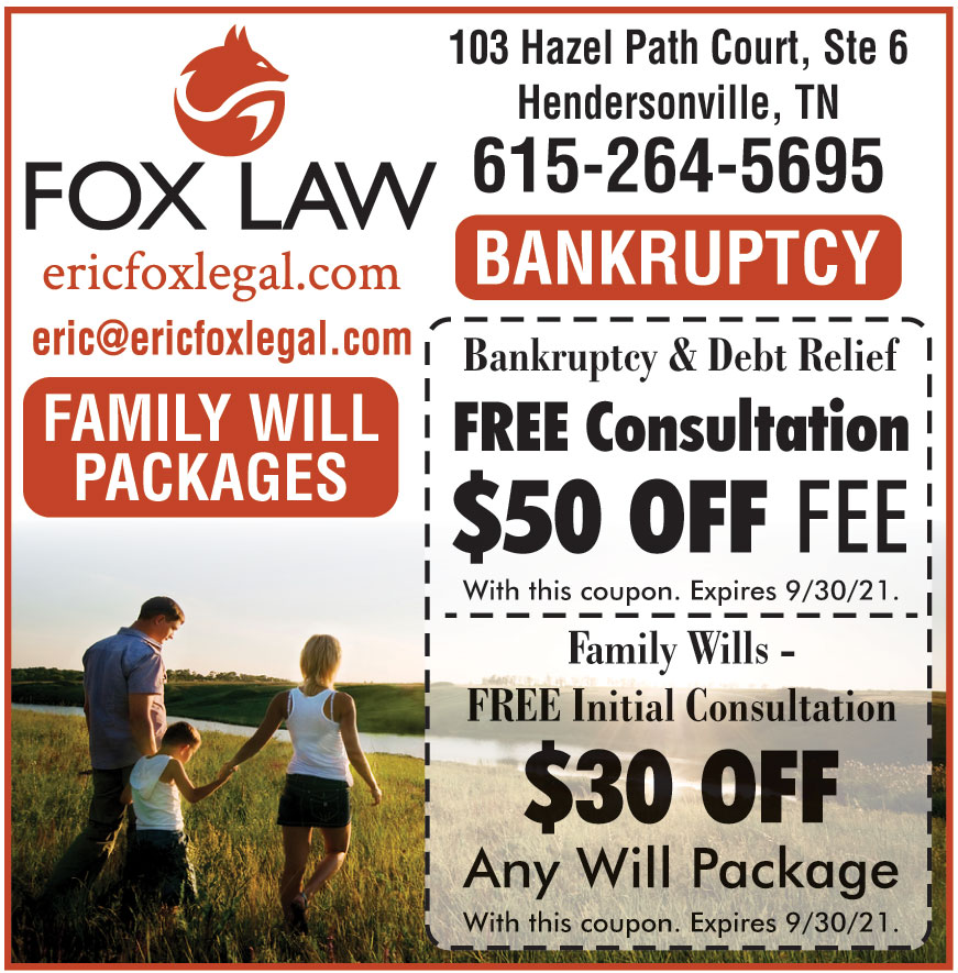 LAW OFFICE OF ERIC K FOX