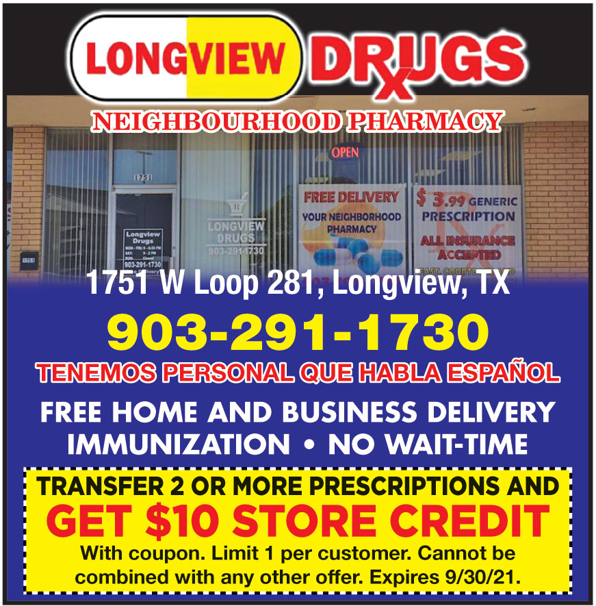 LONGVIEW DRUGS
