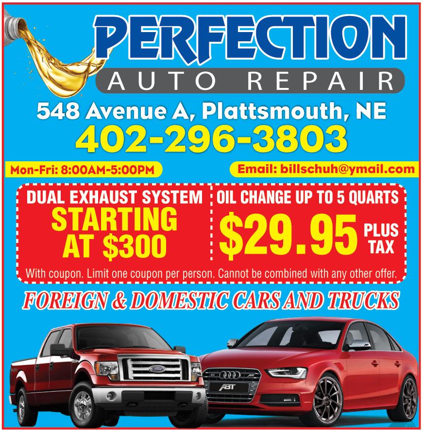PERFECTION AUTO REPAIR