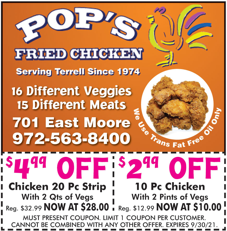 POPS FRIED CHICKEN