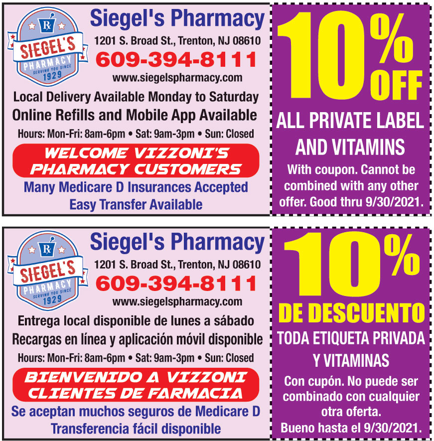 SIEGELS PHARMACY