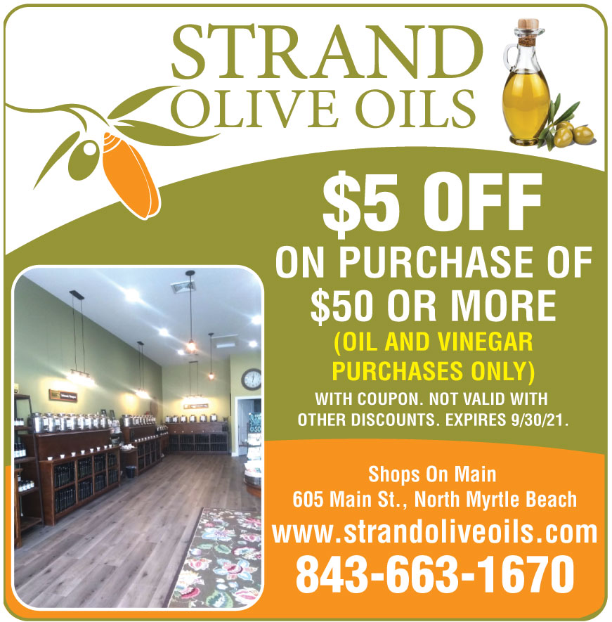 STRAND OLIVE OILS
