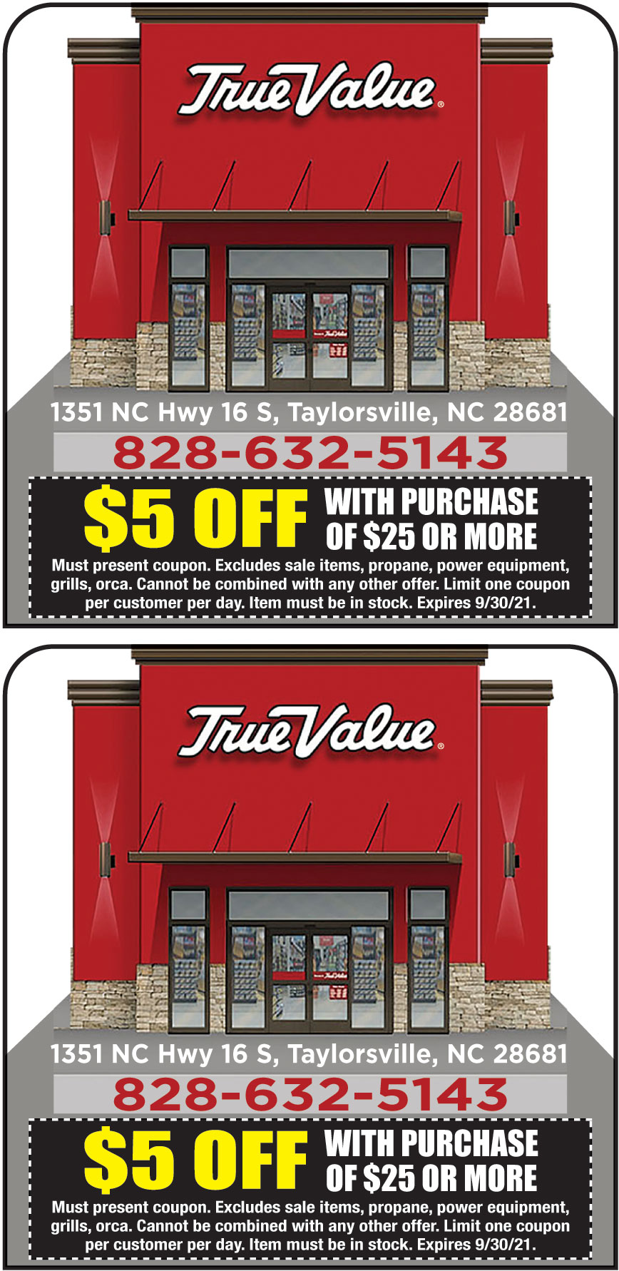 TAYLORSVILLE TRUE VALUE