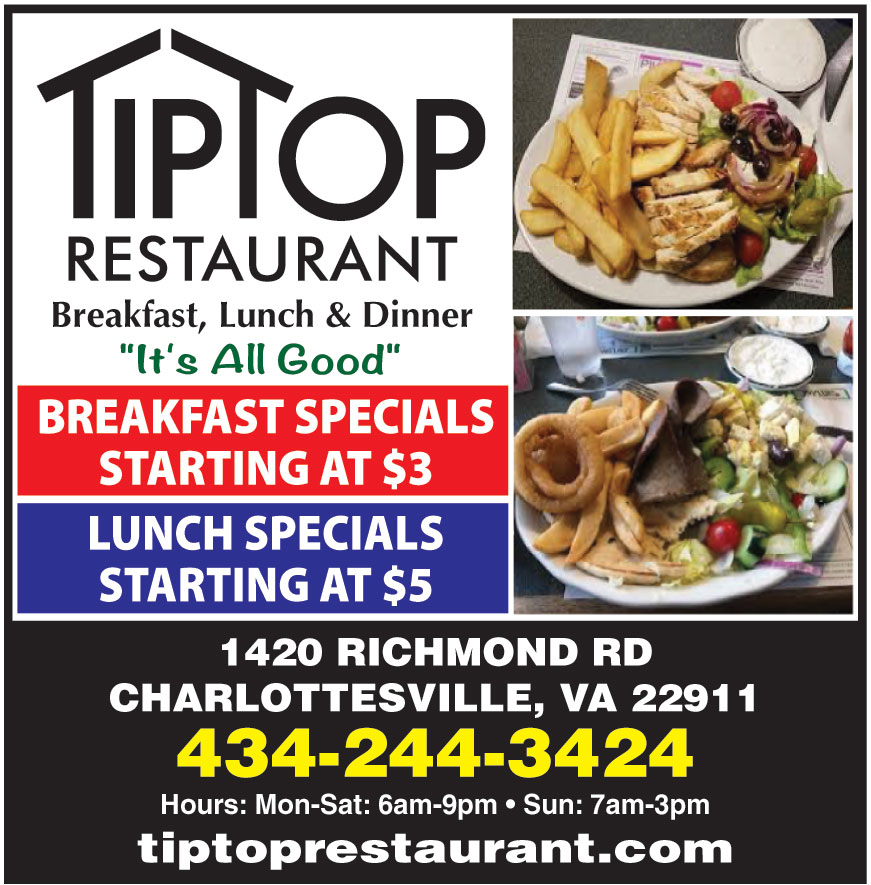 TIP TOP RESTAURANT