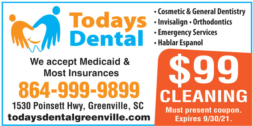 TODAYS DENTAL AT GREENVIL