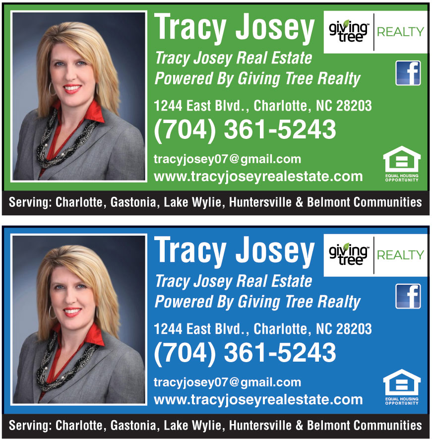 TRACY JOSEY REAL ESTATE