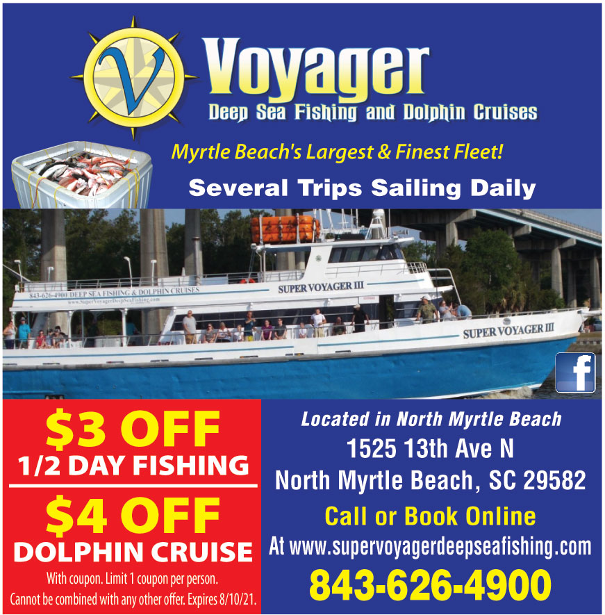 VOYAGER FISHING FLEET