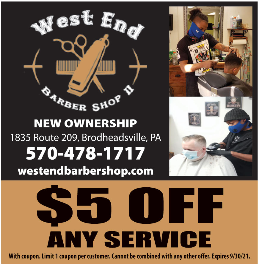 WEST END BARBERSHOP II