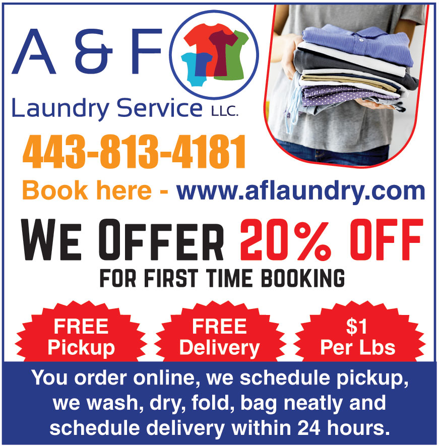 A AND F LAUNDRY SERVICE